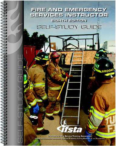 Study Guide For Fire And Emergency Services Instructor 8th Ed