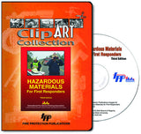 Clip Art for Hazardous Materials for First Responders, 3rd Ed.