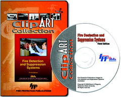 Clip Art for Fire Detection and Suppression Systems, 3rd Ed.