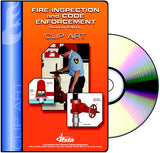 Clip Art for Fire Inspection & Code Enforcement, 7th Ed.