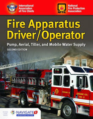 Fire Apparatus Driver/Operator, 2nd Edition w/Advantage Access