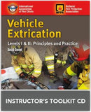 Vehicle Extrication Levels I & II: Principles and Practice Instructor's Toolkit CD-ROM