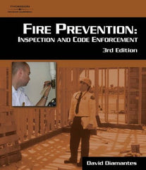 Fire Prevention: Inspection & Code Enforcement, 3rd Ed.