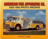 American Fire Apparatus Company 1922-1993 Photo Archive