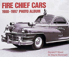 FIRE CHIEF CARS 1900-1997 Photo Archive