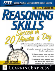 Reasoning Skills in 20 Minutes A Day, 3rd Edition