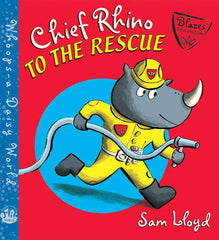 Chief Rhino To The Rescue! (Whoops-a-Daisy World)