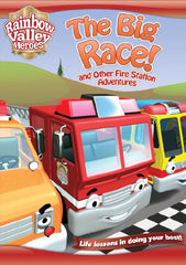 The Big Race! and Other Fire Station Adventures