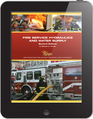 eBook Fire Service Hydraulics and Water Supply, 2nd Ed.