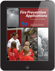 eBook Fire Prevention Applications, 1st Ed.