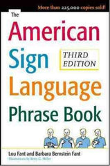 The American Sign Language Phrase Book, 3rd Edition