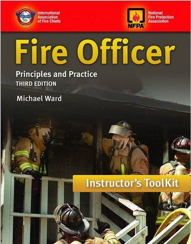 Fire Officer: Principles and Practice Instructor's Toolkit 3rd Edition