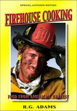 Firehouse Cooking Food from North America's Bravest