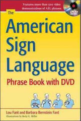 The American Sign Language Phrase Book & DVD