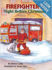 Firefighter's Night Before Christmas (The Night Before Christmas Series)