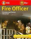 Fire Officer: Principles and Practice 3rd Edition, Student Workbook