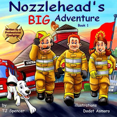 Nozzlehead's Big Adventure, Book 1