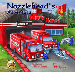 Nozzlehead's Adventure Helping Hands, Book 2