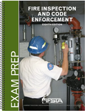 Fire Inspection and Code Enforcement, 8th Ed. Exam Prep (Print)
