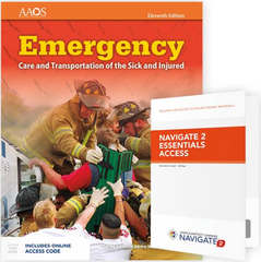 Emergency Care and Transportation of the Sick and Injured, 11th Edition Includes Navigate 2 Essentials Access