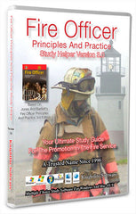 Fire Officer: Principles and Practices, 3rd Ed., Knightlite Study Software