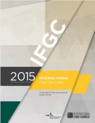 International Fuel Gas Code, 2015 Ed.