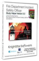 Jones & Bartlett's Fire Department Incident Safety Officer 3rd. Ed., Knightlite Study Software