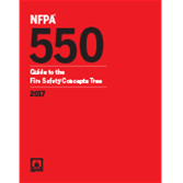 NFPA 550: Guide to the Fire Safety Concepts Tree, 2017 Edition