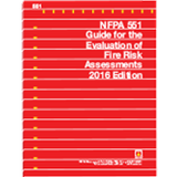 NFPA 551: Guide for the Evaluation of Fire Risk Assessments, 2016 Edition