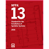 NFPA 13: Standard for the Installation of Sprinkler Systems