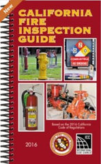 California Fire Inspection Guide Based on the 2016 California Fire Code