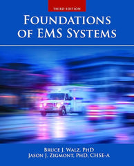 Foundations of EMS Systems, 3rd Ed.