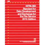 NFPA 950: Standard for Data Development and Exchange for the Fire Service, 2015 Edition