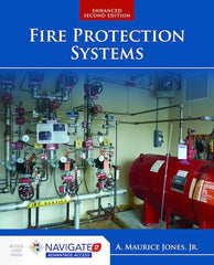 Fire Protection Systems, Enhanced, 2nd Edition w/ Navigate 2 Advantage Access