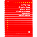 NFPA 750: Standard on Water Mist Fire Protection Systems, 2015 Edition