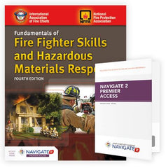 Fundamentals Fire Fighter Skills and Hazardous Materials Response, 4th edition includes Navigate 2 Premier Access