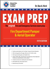Exam Prep: Fire Department Pumper and Aerial Operator, 5th Ed.