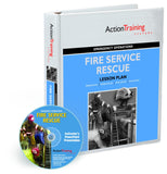 Fire Service Rescue Lesson Plan & Powerpoint