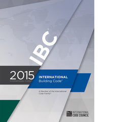 International Building Code, 2015 Ed.