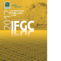 International Fuel Gas Code, 2012 Edition