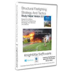 NFPA Structural Firefighting Strategy and Tactics, 3rd Ed., Knightlite Study Software