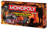 MONOPOLY: Firefighters 2nd Alarm Edition