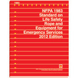NFPA 1983: Standard on Life Safety Rope and Equipment for Emergency Services