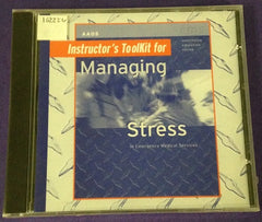 Managing Stress in EMS Instructor's Toolkit CD-ROM