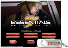 Essentials of Fire Fighting, 7th Edition Curriculum (USB)