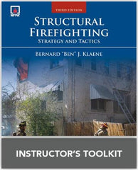 Structural Firefighting: Strategy and Tactics, 3rd Edition, Instructor Toolkit CD-ROM