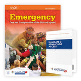 Emergency Care and Transportation of the Sick and Injured, 11th Ed. Includes Navigate 2 Advantage Access
