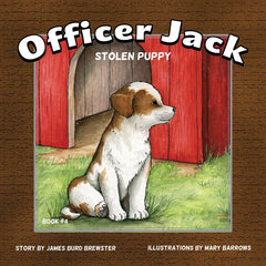 Officer Jack  - Stolen Puppy - Book 4