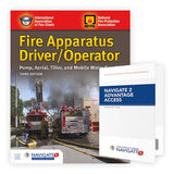 Fire Apparatus Driver/Operator: Pump, Aerial, Tiller, and Mobile Water Supply, 3rd Edition w/Advantage Access