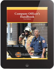 eBook Company Officer's Handbook, 1st Edition